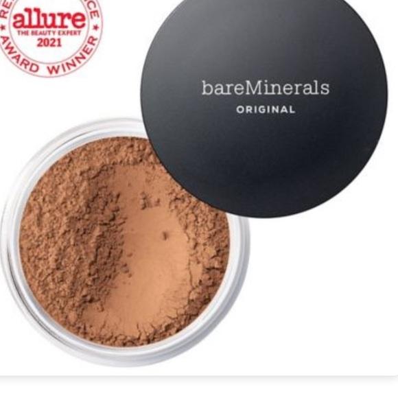 Bare minerals powder foundation tan 19